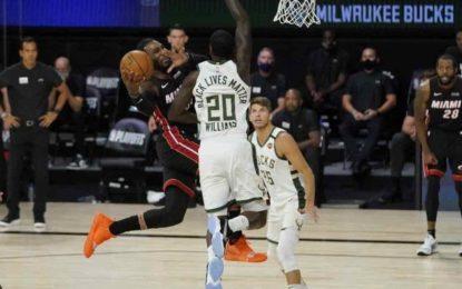 ¡Avanza Miami Heat a Finales del Este!