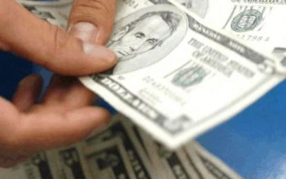 Se quedaron casas de cambio sin pesos