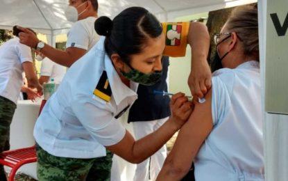 Arranca nueva jornada de vacunación contra Covid en Coahuila