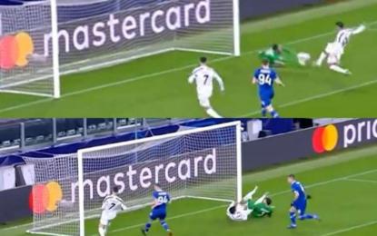 Las palabras de Morata sobre Cristiano Ronaldo… tras 'robarle' el gol en la Champions League.