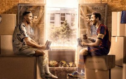 BARCELONA – JUVENTUS Todos los detalles de la polémica foto del Barcelona para el reencuentro en Champions League