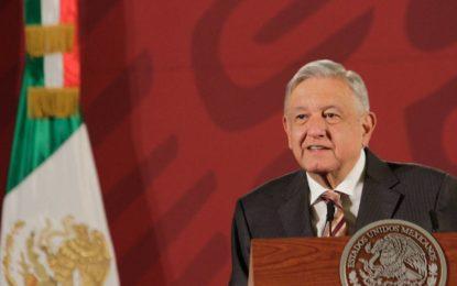 Caso Cienfuegos no afecta relación con EU, afirma AMLO; espera mantener cooperación