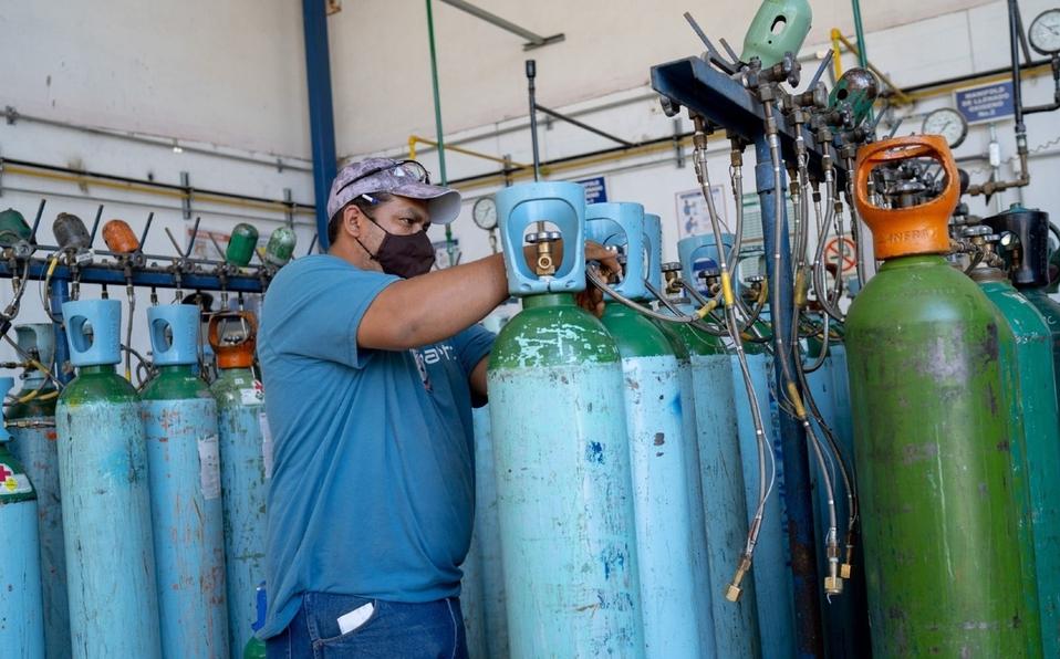PRI pide supervisar compraventa de oxígeno para evitar sobreprecios y fraudes