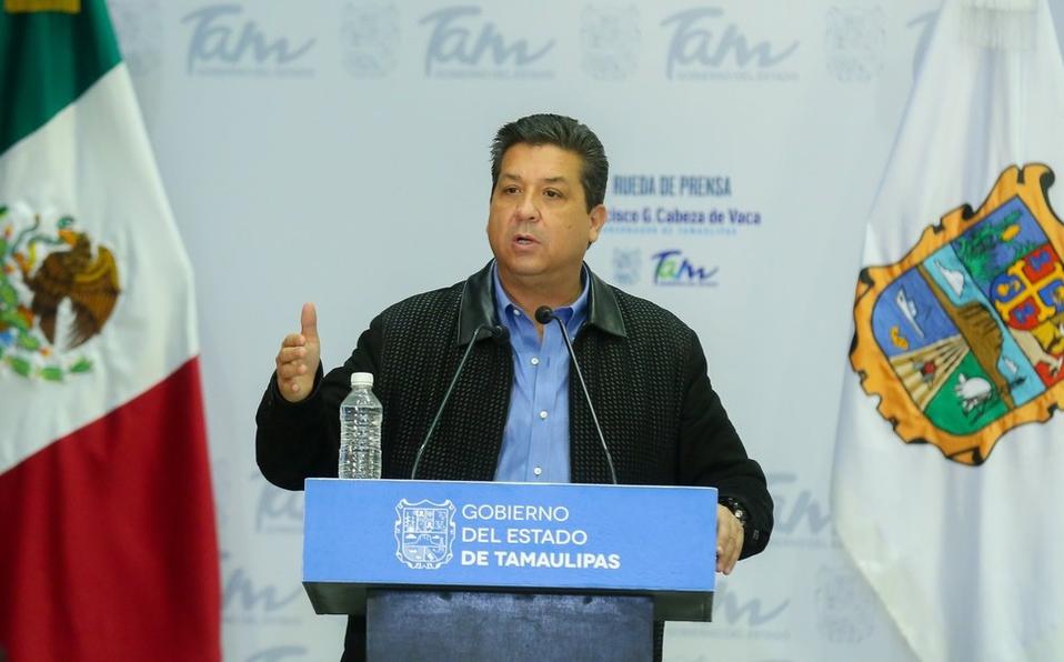 Seguridad, tema a seguir trabajando con Joe Biden: gobernador de Tamaulipas