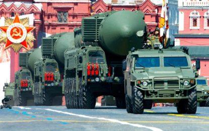 Putin firma extensión de tratado nuclear