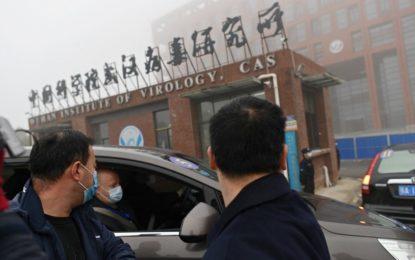 Equipo de la OMS que investiga origen del covid en China dará rueda de prensa  Mañana