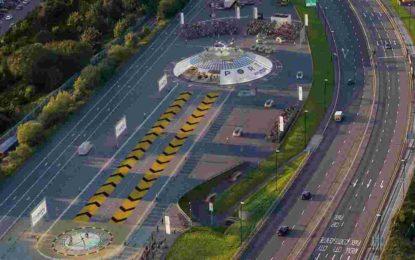 ¿Ya lo viste? En Inglaterra, construirán el primer aeropuerto para autos voladores