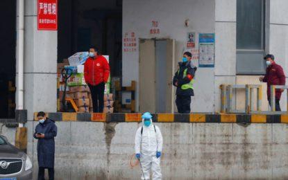 OMS visita centro de control de enfermedades de Wuhan donde surgió brote de covid-19