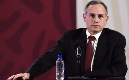 López-Gatell prevé que escuelas de 5 estados reabran el 15 de mayo