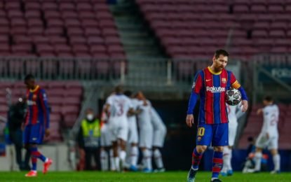 Manchester City desmiente negociaciones por Lionel Messi