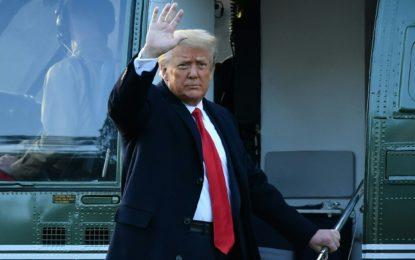 Oxigenación baja y daño en pulmones… Trump tuvo covid más fuerte de lo que se informó: NYT