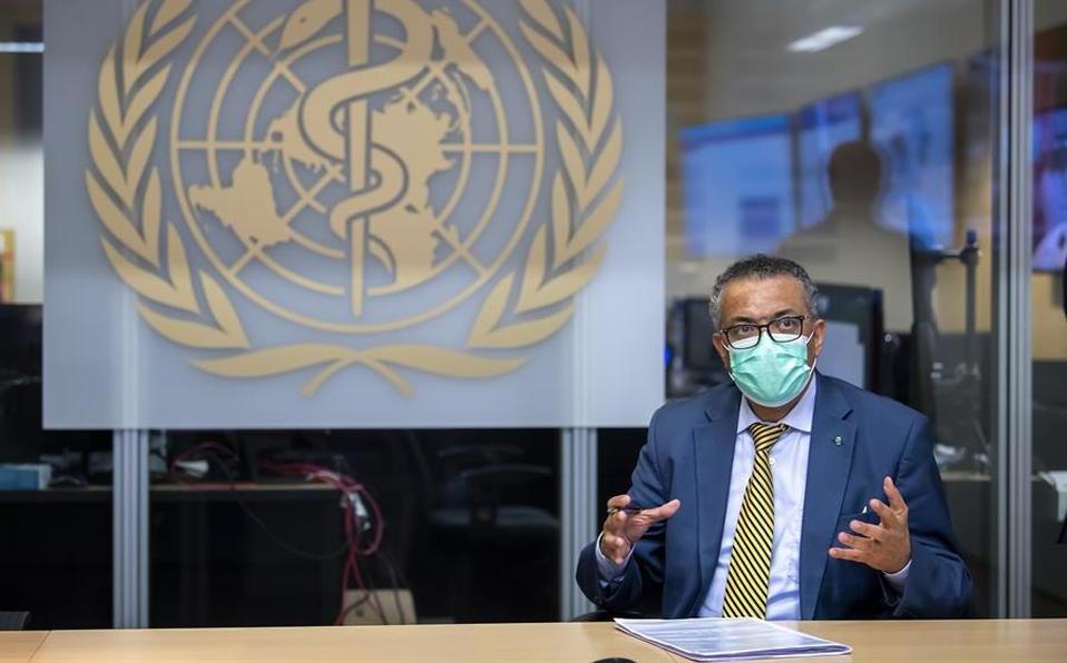 Países ricos están debilitando el reparto global de vacunas anticovid: OMS