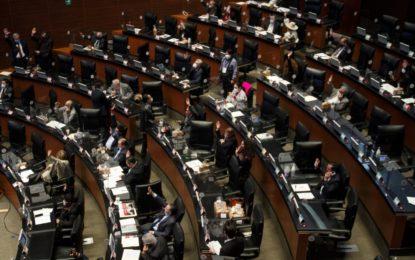 Senado pide despliegue de FGR para evitar uso electoral de vacunas anticovid