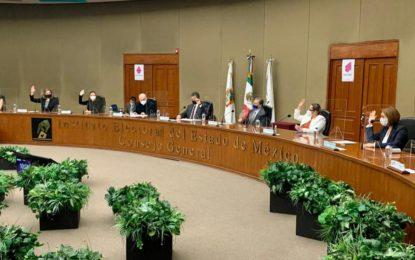 Quedan 18 semifinalistas para la presidencia del IEEM