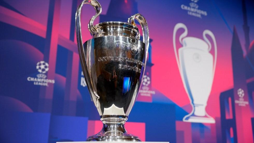 El Sorteo de La Revancha! Los cuartos de final de la Champions League