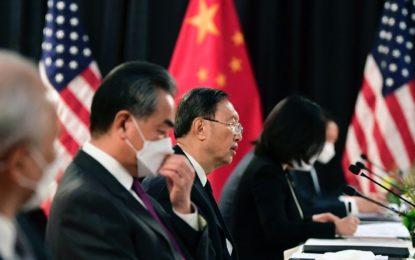 China y EU se enfrentan en primer encuentro; intercambian acusaciones