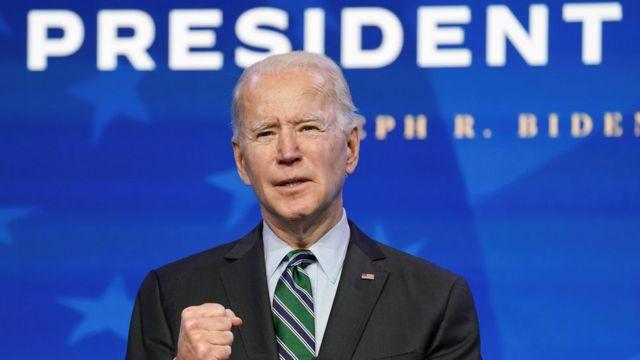 Joe Biden viajará en junio a Reino Unido en su primera visita al extranjero como presidente