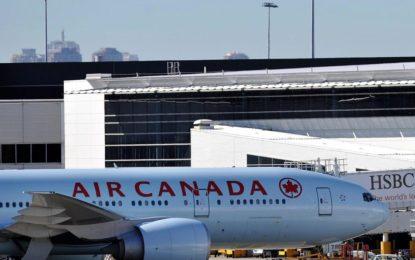 Canadá prohíbe durante 30 días vuelos procedentes de la India y Pakistán