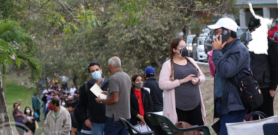Vacuna covid Tamaulipas, hoy 21 de Abril 2021, en Tampico y Madero