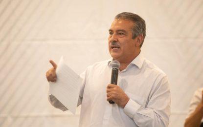 Raúl Morón impugnará ante TEPJF el retiro de candidatura a gobernador de Michoacán