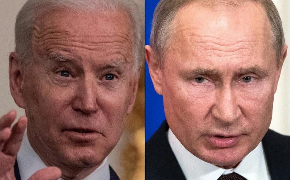 """Reunión entre Biden y Putin tiene """"fechas concretas"""" para junio, dice funcionario ruso"""