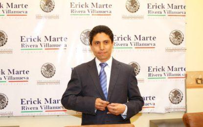 Erick Marte sin acceso a candidaturas por al menos tres años, confirma Sala Superior