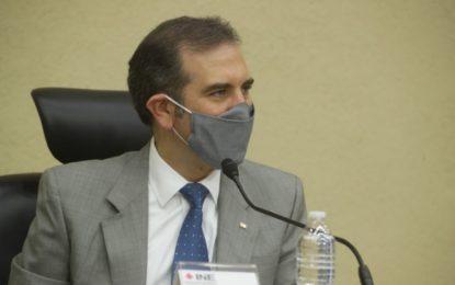 INE no entrará en confrontación con ningún actor político: Lorenzo Córdova