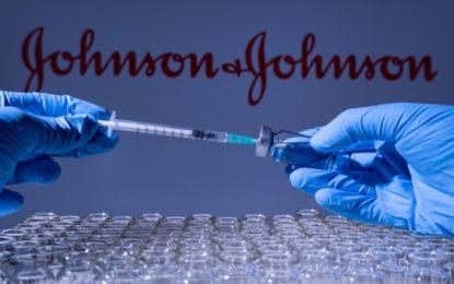 EU pide suspender uso de vacuna anticovid de Johnson & Johnson por casos de trombosis
