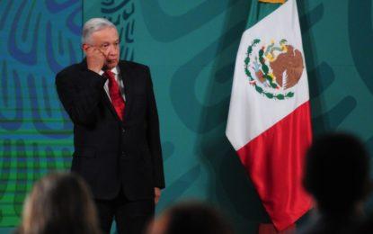 """AMLO rechaza """"ley del Talión"""" contra crimen; """"nos quedamos tuertos o chimuelos"""", dice"""
