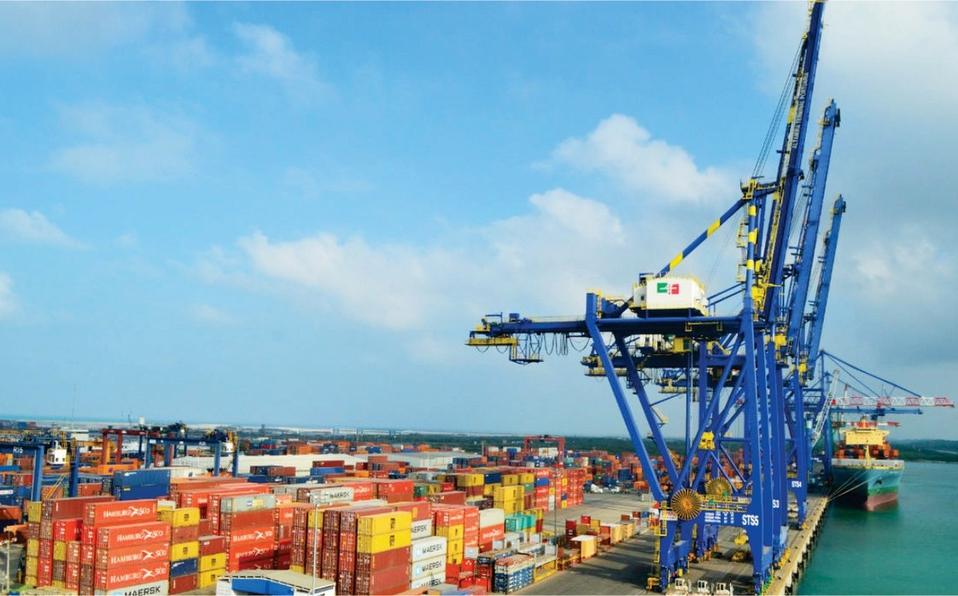 Puerto de Altamira crece 12% movimiento de carga en primer trimestre del 2021