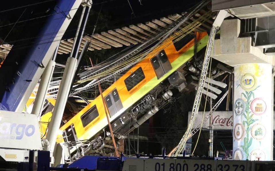 EU ofrece apoyo a México tras accidente en Línea 12 del Metro