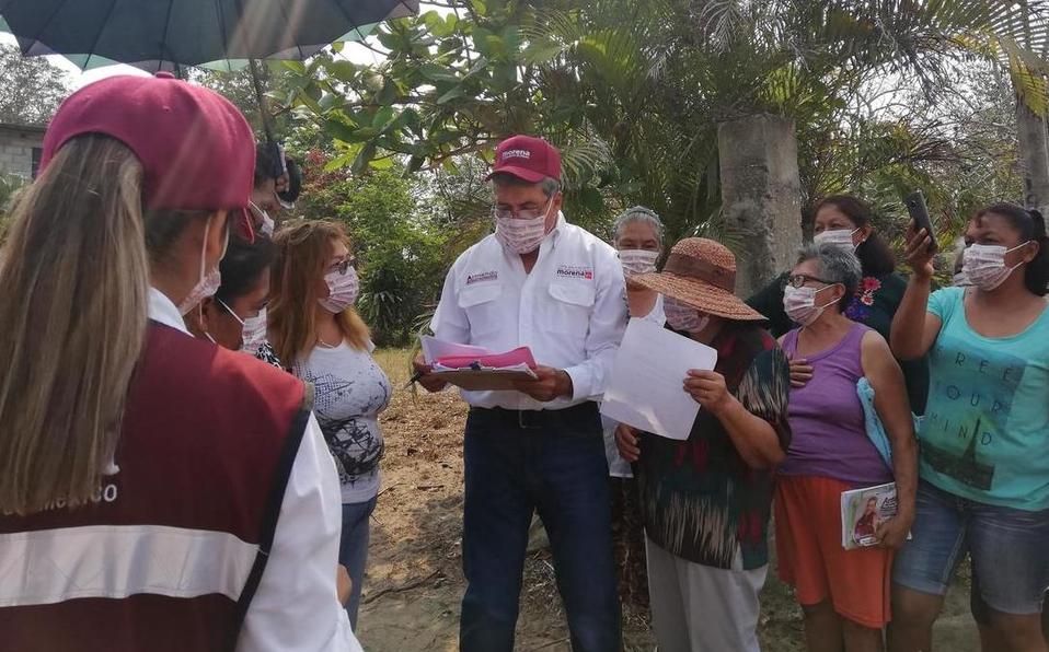 Hospital regional será fundamental en mi proyecto: Armando Martínez