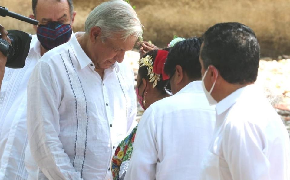 Gobierno de México pide perdón al pueblo maya por abusos cometidos en su contra