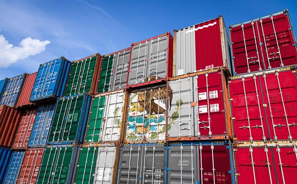 Por tercer mes consecutivo, México se queda la corona como primer socio comercial de EU