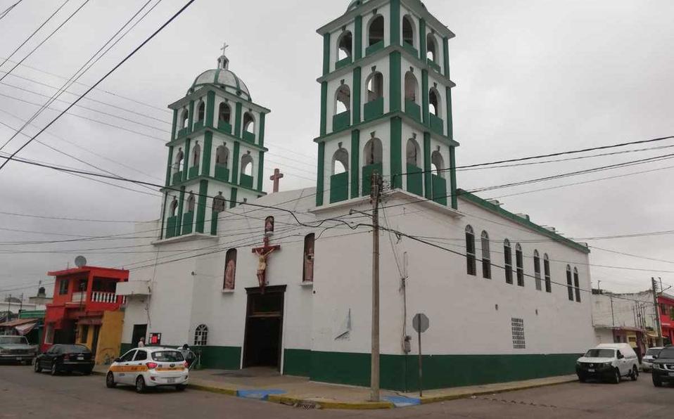 La parroquia San Juanita de Tampico, cumple 40 años