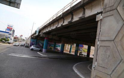 Protección Civil revisará puentes vehiculares en Tampico para detectar daños